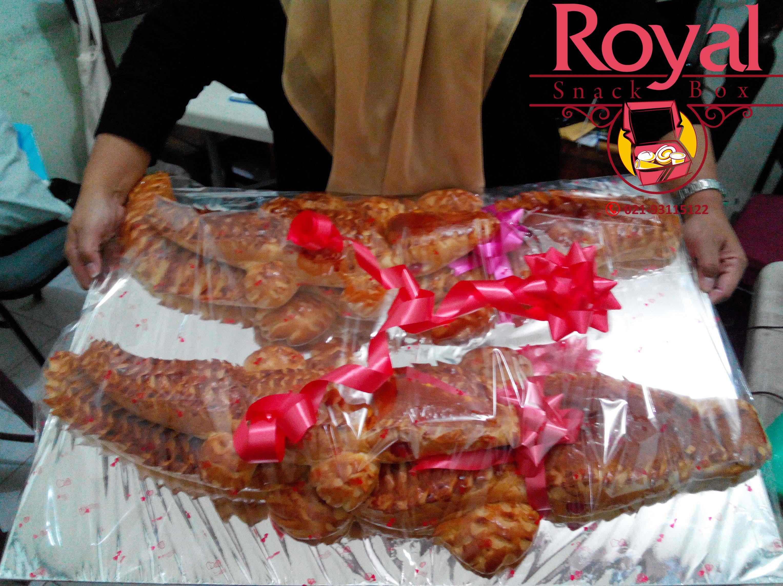 Roti Buaya di Jakarta Barat