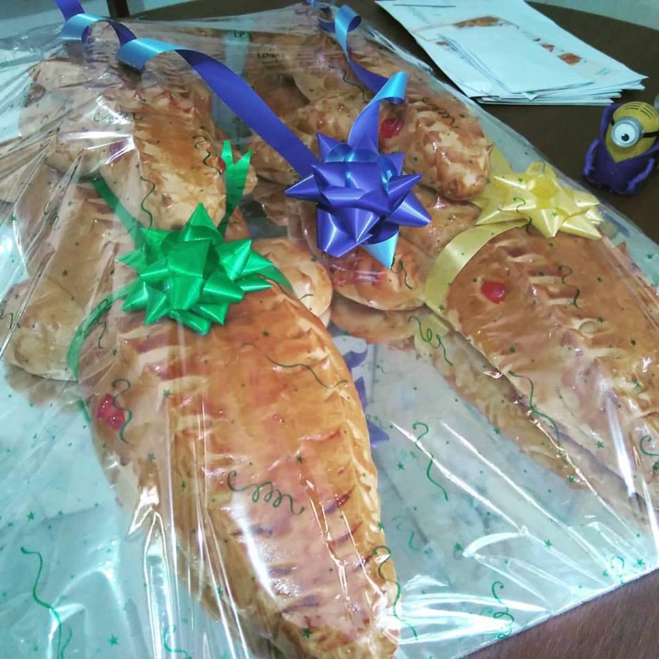 Roti Buaya di Jakarta Utara