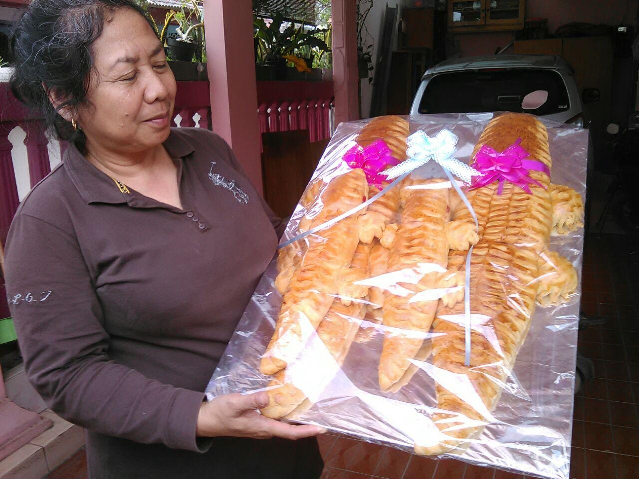 Roti Buaya Seserahan Nikahan Betawi