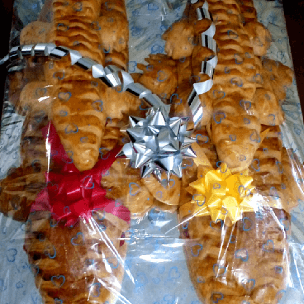 Order Roti Buaya di Jakarta Selatan