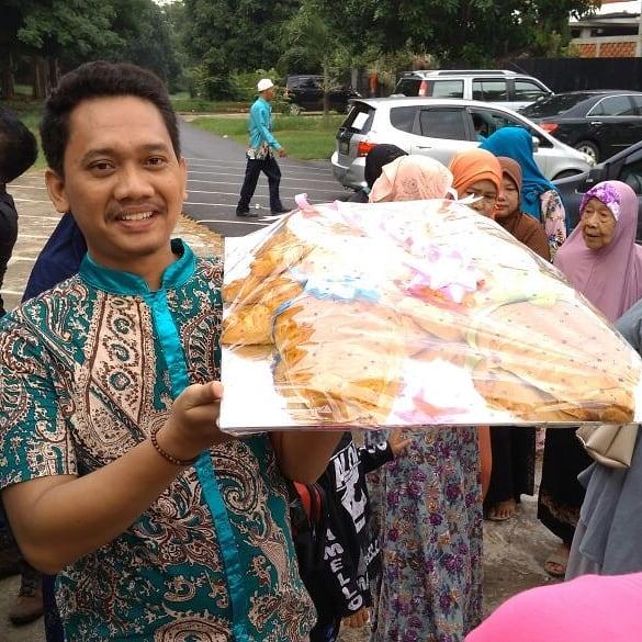 Roti Buaya Online